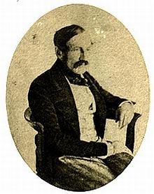 Na snímku z roku 1850