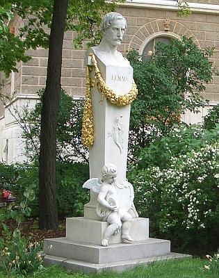 Pomník ve Vídni (Opernring, Schillerplatz)