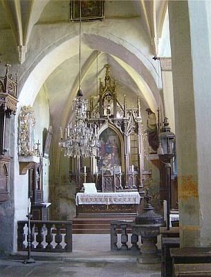 ...  a jeho oltář (viz i Berta Ederová)