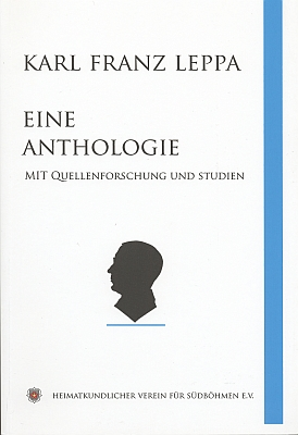 Obálka antologie (Heimatkundlicher Verein für Südböhmen, 2020) s rytířskou pečetí Přemysla Otakara II.