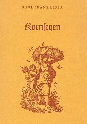 Obálka (1962) jeho čtyřicet let předtím vyšlé sbírky ve druhém, rozšířeném vydání, uskutečněném s podporou Spolkového ministerstva pro vyhnance, uprchlíky apoškozené válkou