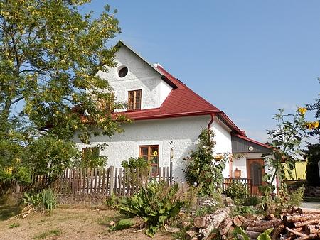 Rodný dům a sídlo otcova fotoateliéru čp. 197     v dnešní ulici Nad Hřištěm v Horní Plané