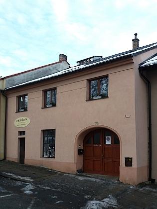 Rodný dům čp. 76 na vyšebrodském náměstí
