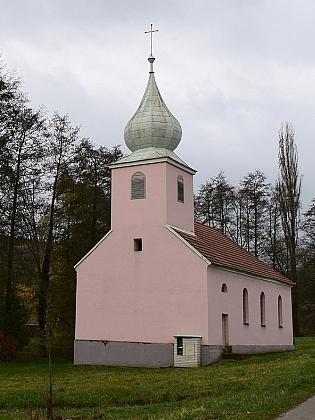 Kaple Svaté Rodiny vHartunkově