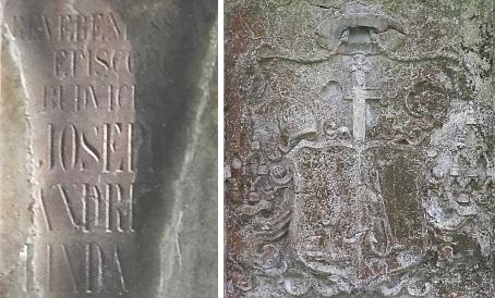 Hrob na českobudějovickém Staroměstském hřbitově