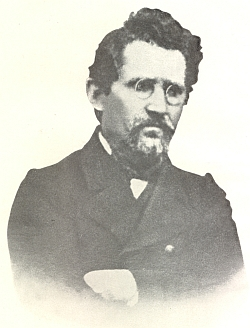 Fotografický potrét z roku 1861