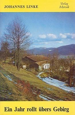 Obálka (1987) knihy z nakladatelství Morsak v Grafenau