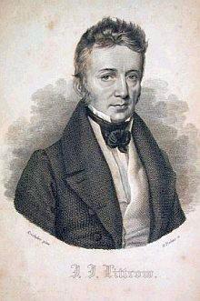 Jeho portrét doprovází vydání Physische Astronomie z roku 1836