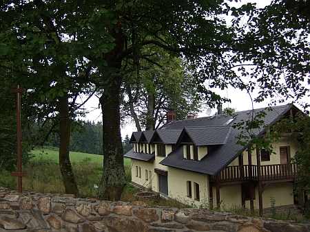 Snímek ze Suchého Kamene v létě roku 2009
