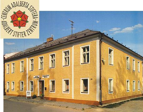 Společnou zásluhou jeho a Petera Bechera vzniklé Centrum Adalberta Stiftera v Horní Plané