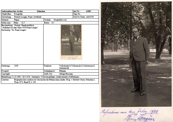 Snímek z roku 1938 s podpisem