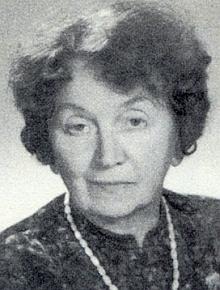Její někdejší kájovská paní učitelka Anna Cermannová, provd. Kletzenbauerová (1901-1994), jejíž nekrolog napsala do krajanského měsíčníku
