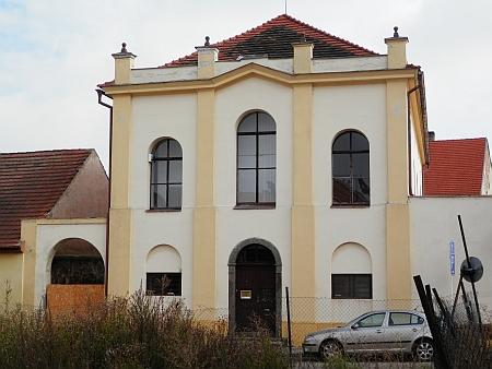 Vodňanská synagoga