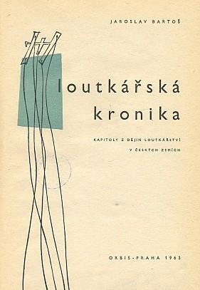 Titulní list knihy i o něm (1963) vydané vPraze nakladatelstvím Orbis