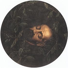 Mikuláš Zrinský, titulní postava jedné z uvedených her a manžel Evy z Rožmberka, nejmladší sestry Viléma a Petra Voka z Rožmberka, na olejomalbě Jana Thomase z let 1662-1663 a posmrtném portrétu
