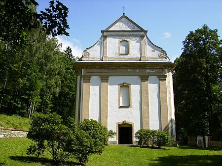 Kaple Panny Marie Bolestné na Dobré Vodě