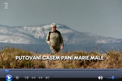 Putování časem paní Marie Malé - dokumentární film České televize z roku 2011