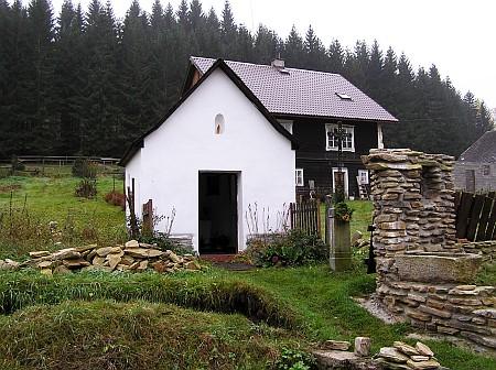 Rodný dům v Hamrech