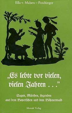 Obálka (1985) knihy vydané v nakladatelství Morsak v Grafenau