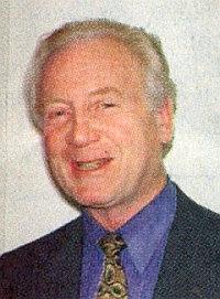 Dnešní majitel firmy Freiherr von Poschinger Glasmanufaktur e.K. ve Frauenau baron Stephan von Poschinger