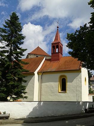 Kostel sv. Bartoloměje ve Slavkově