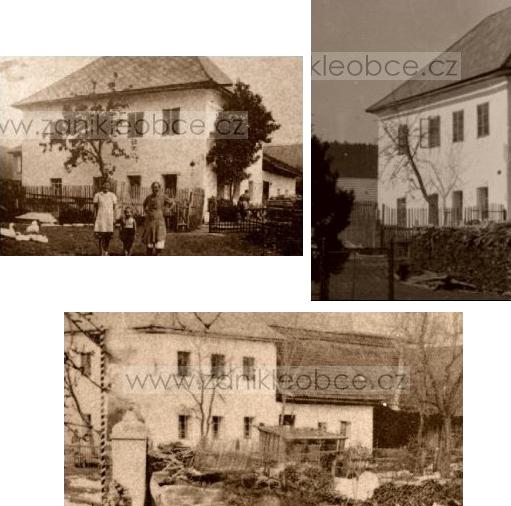 Rodné stavení čp. 9 v Chlumu