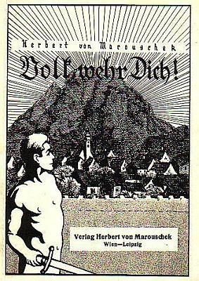 Obálka jeho knihy z roku 1941 s opravdu výrazným Libínem