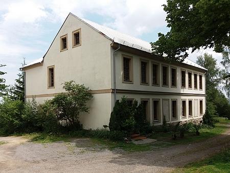 Bývalá škola v Dobré Vodě u Hartmanic