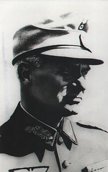 Jeho synovec, generál Robert Martinek