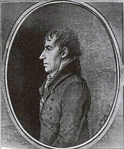 Na kresbě Pauliny von Schwarzenberg z roku 1818