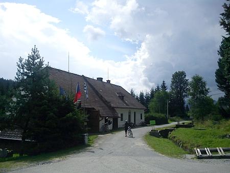 Muzeum Schwarzenberského kanálu na Jeleních Vrchách