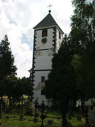 Kostel sv. Jakuba v Želnavě dnes