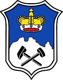 Znak bavorského města Bodenmais, kde se narodila