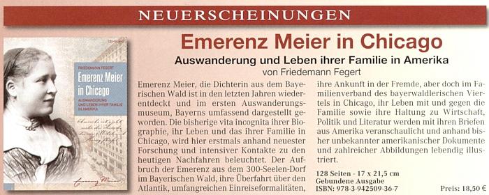 Nová kniha o ní (2014) v Edition Lichtland