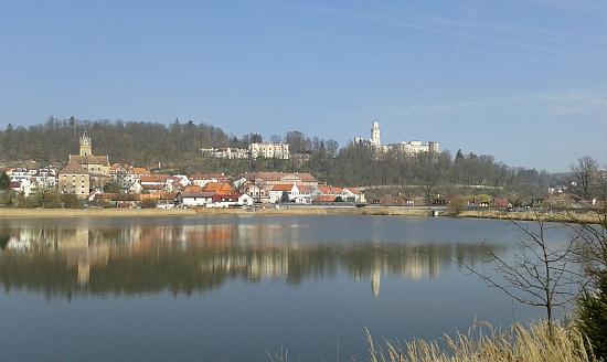 Rodná Hluboká nad Vltavou
