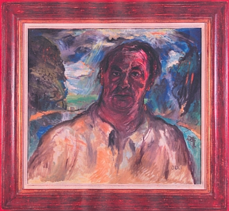 Jeho autoportrét