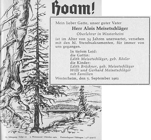 Parte na obálce měsíčníku Hoam! (1962)