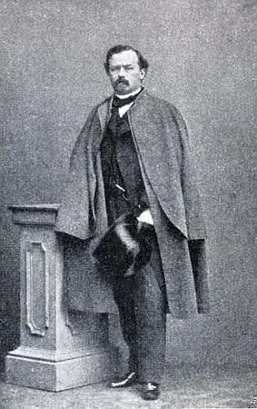 Na snímku bratří Winterů z Prahy ze sbírky Dr. Bruna von Frankl-Hochwart