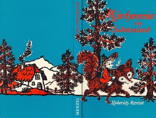 Vazba (1967) jeho knihy z mnichovského nakladatelství Aufstieg