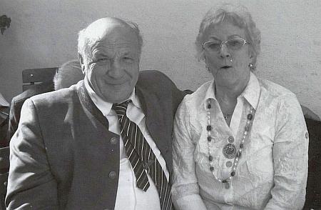 S Rudolfem Paulikem na snímku z roku 2017