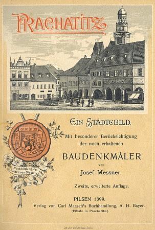 Obálka jeho práce (1899)