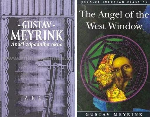 ... obálka (1996) 3. vydání v nakladatelství Argo a obálka (2000) paperbacku s anglickým překladem v edici Dedalus European Classic