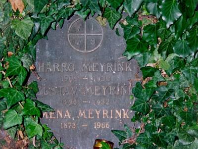 Jeho hrob ve Starnbergu