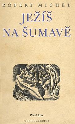 Obálka českého vydání (1939) vpražské Topičově edici