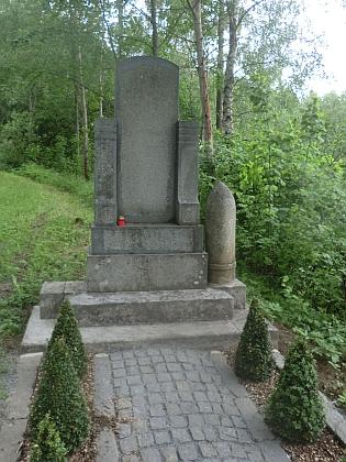 Pomník padlým za 1. světové války v Jaroměři