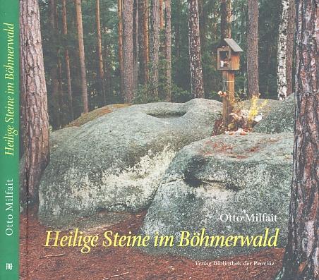 Obálka (2007) jeho knihy v nakladatelství Bibliothek der Provinz, Weitra