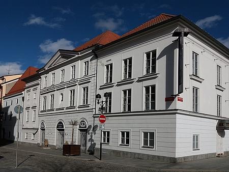 Divadlo v Českých Budějovicích v roce 2019