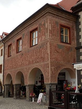 Rumpálův dům v Prachaticích