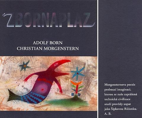 Obálka (2009) výboru jeho básní v originále i českých překladech z pražského nakladatelství Slovart s bohatým obrazovým doprovodem Adolfa Borna