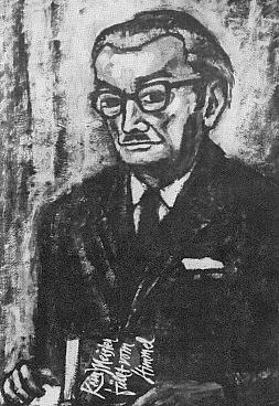 Na olejomalbě a kresbě Karla Heinze Wagnera z roku 1966 a 1982